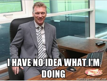 Sunderland have the mighty Moyesy in charge