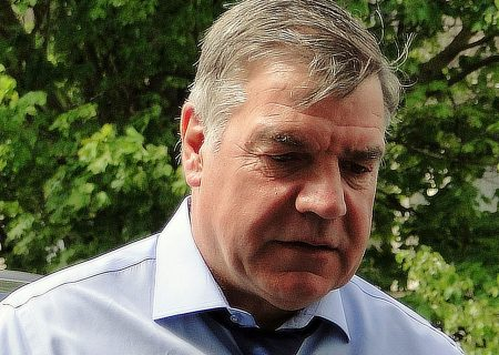 Allardyce was sacked in disgrace after one game